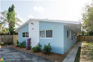 Photo of 808 NE 17th Ct #1, Fort Lauderdale, FL 33305 (MLS # F10153196)
