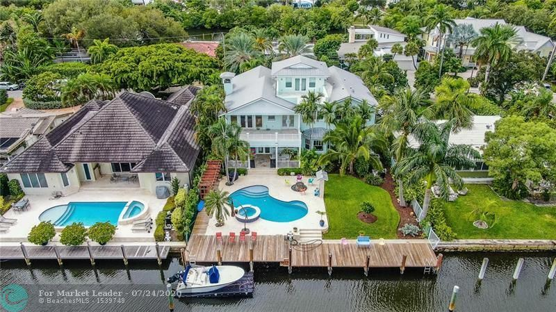 Photo of 218 N Gordon, Fort Lauderdale, FL 33301 (MLS # F10240196)