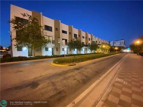 Photo of 109 NE 6 Street #109, Fort Lauderdale, FL 33304 (MLS # F10242197)