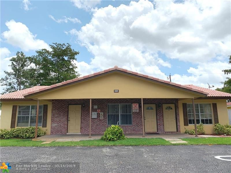 Photo for 3901 Riverside Dr #A, Coral Springs, FL 33065 (MLS # F10176197)
