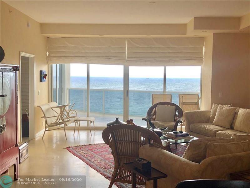 Photo of 3200 N OCEAN BL #1204, Fort Lauderdale, FL 33308 (MLS # F10249197)
