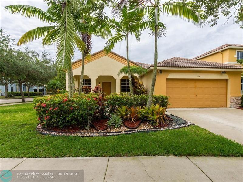 888 Vanda Ter, Weston, FL 33327 - #: F10289197
