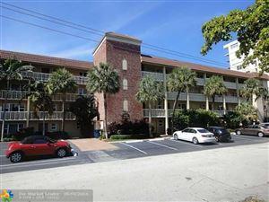 Photo of 3121 NE 51st St #106E, Fort Lauderdale, FL 33308 (MLS # F10123198)