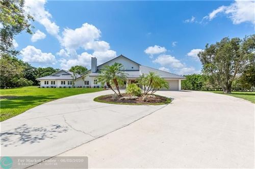 Photo of Listing MLS f10223201 in 6850 Melaleuca Rd Southwest Ranches FL 33330