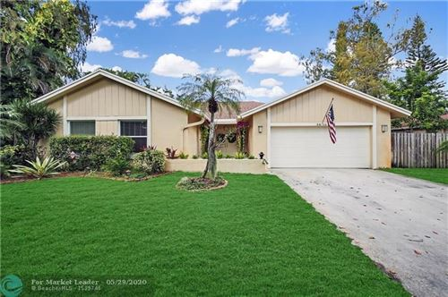 Photo of 3816 NW 71st Dr, Coral Springs, FL 33065 (MLS # F10231201)