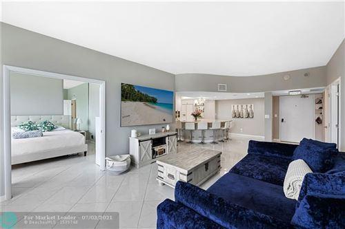 Photo of 4020 Galt Ocean Dr #1807, Fort Lauderdale, FL 33308 (MLS # F10291201)