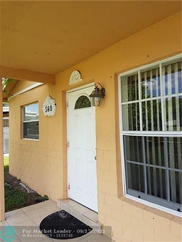 Photo of 560 NW 2nd Way, Deerfield Beach, FL 33441 (MLS # F10301201)