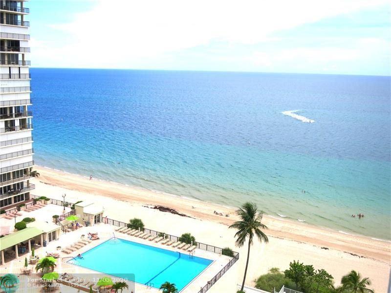 Photo of 4250 Galt Ocean Dr #14J, Fort Lauderdale, FL 33308 (MLS # F10257201)