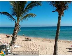 Photo of 3800 Galt Ocean Dr #215, Fort Lauderdale, FL 33308 (MLS # F10136202)