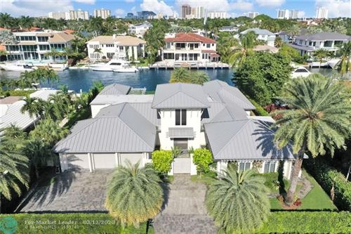 Photo of 2461 Del Lago Drive, Fort Lauderdale, FL 33316 (MLS # F10221202)