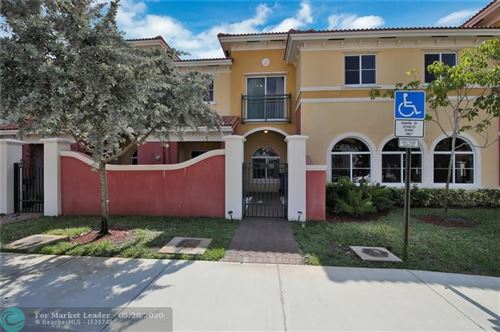 Photo of Listing MLS f10231202 in 2992 NW 35th Way #2992 Lauderdale Lakes FL 33311
