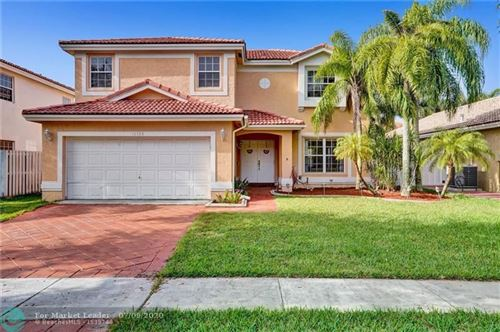 Photo of 13728 NW 22nd Place, Sunrise, FL 33323 (MLS # F10237202)