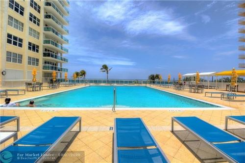 Photo of 3900 Galt Ocean Drive #610, Fort Lauderdale, FL 33308 (MLS # F10252202)