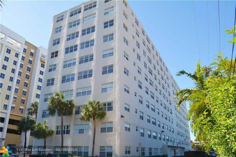 2555 NE 11th St #509, Fort Lauderdale, FL 33304 - MLS#: F10210202