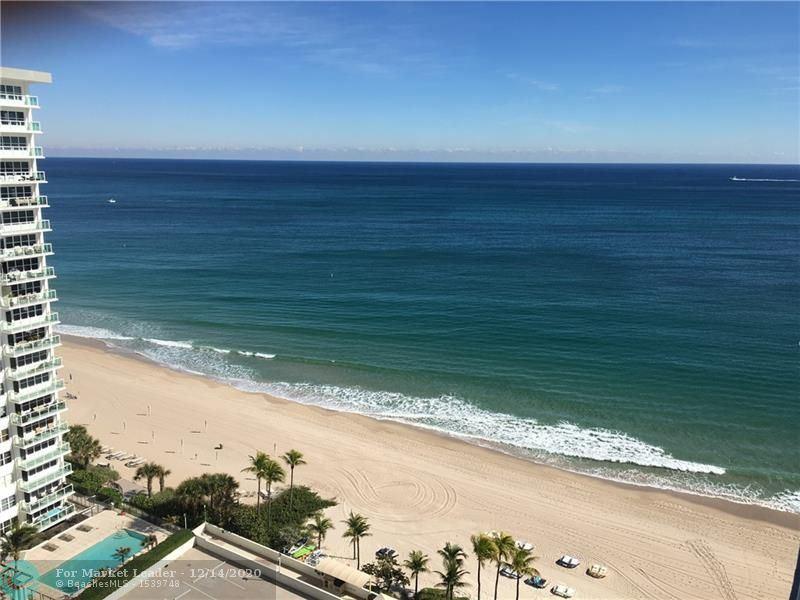 Photo of 3500 GALT OCEAN DR #1714, Fort Lauderdale, FL 33308 (MLS # F10262202)