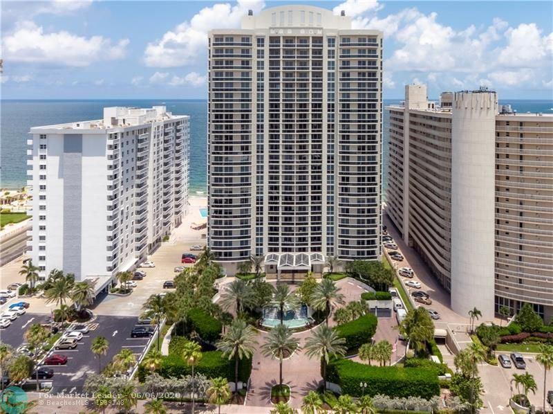 4240 Galt Ocean Dr #1705, Fort Lauderdale, FL 33308 - #: F10221203