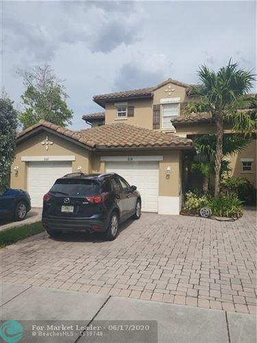 Photo of 8138 NW 128th Ln, Parkland, FL 33076 (MLS # F10226204)