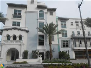 Photo of 4510 El Mar Dr #404, Lauderdale By The Sea, FL 33308 (MLS # F10175205)