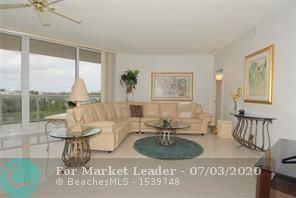 Photo of 6001 N Ocean Drive #503, Hollywood, FL 33019 (MLS # F10236206)