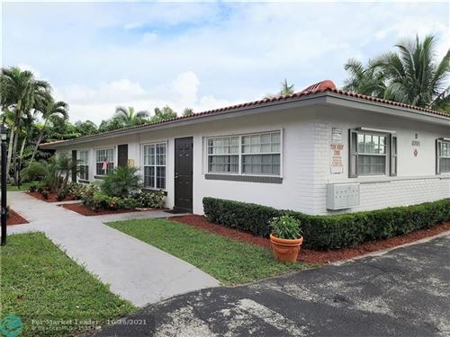 """Photo of 8701 NW 38th Dr """"B"""", Coral Springs, FL 33065 (MLS # F10305206)"""