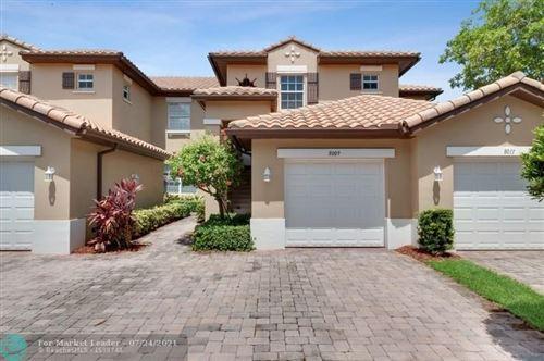 Photo of 8009 NW 128 #14F, Parkland, FL 33076 (MLS # F10293207)
