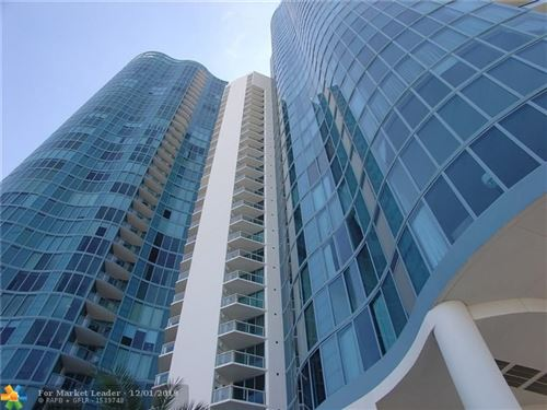 Photo of 333 Las Olas Way #2201, Fort Lauderdale, FL 33301 (MLS # F10204208)