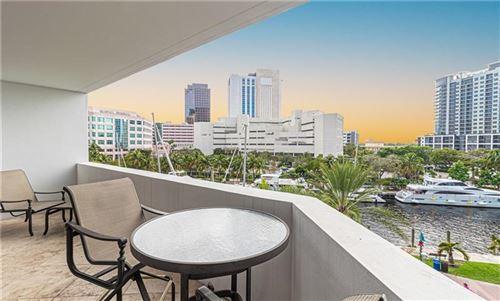Photo of 333 Las Olas Way #508, Fort Lauderdale, FL 33301 (MLS # F10282209)