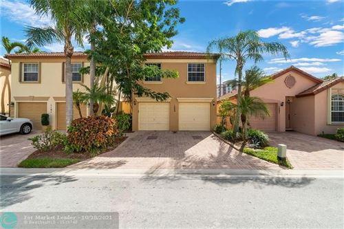 Photo of 1099 Via Jardin #1099, Palm Beach Gardens, FL 33418 (MLS # F10306209)