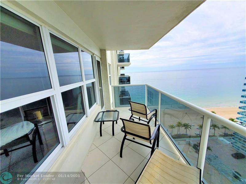 Photo of 3500 Galt Ocean Dr #1503, Fort Lauderdale, FL 33308 (MLS # F10266209)