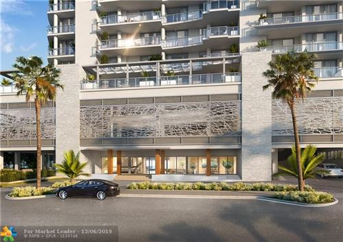 Photo of 435 Bayshore Dr #502, Fort Lauderdale, FL 33304 (MLS # F10206210)