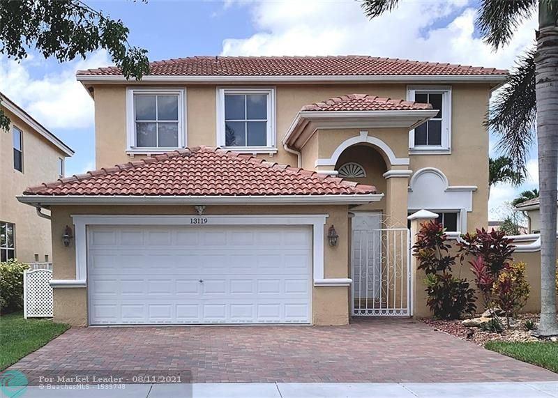 Photo of 13119 SW 29th St, Miramar, FL 33027 (MLS # F10292210)