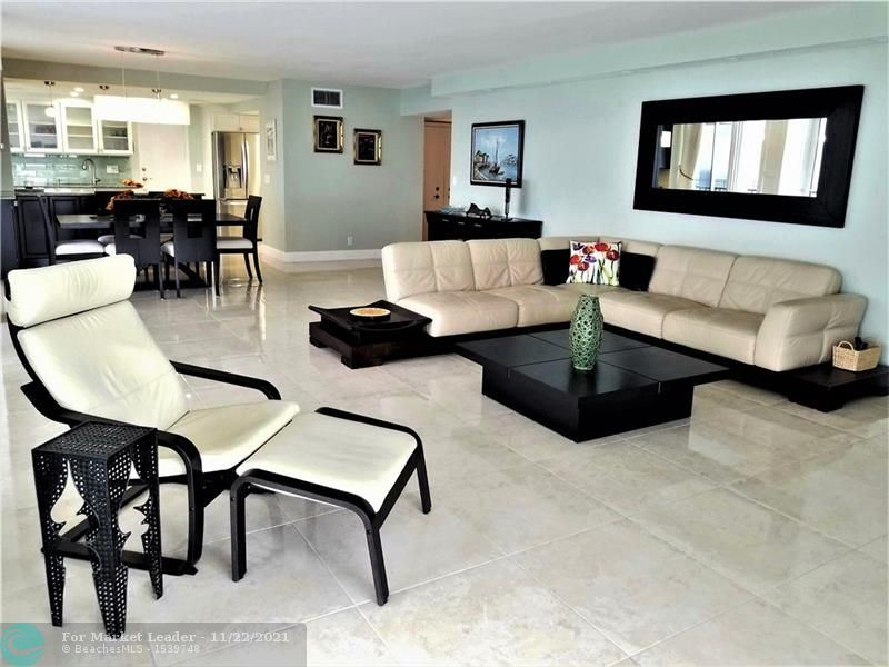Photo of 4280 Galt Ocean Drive #15F, Fort Lauderdale, FL 33308 (MLS # F10300210)
