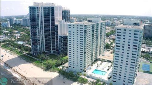 Tiny photo for 3410 Galt Ocean Drive #604 N, Fort Lauderdale, FL 33308 (MLS # F10236211)