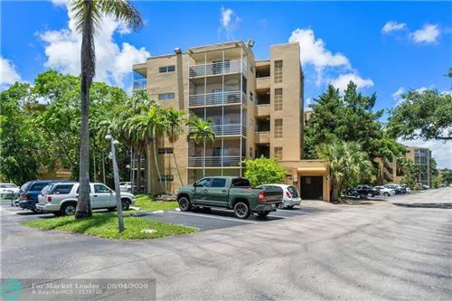 Photo of 4111 Stirling Rd #504, Dania Beach, FL 33314 (MLS # F10241211)