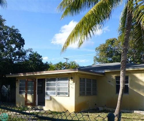 Photo of 611 SW 17TH ST, Fort Lauderdale, FL 33315 (MLS # F10267211)