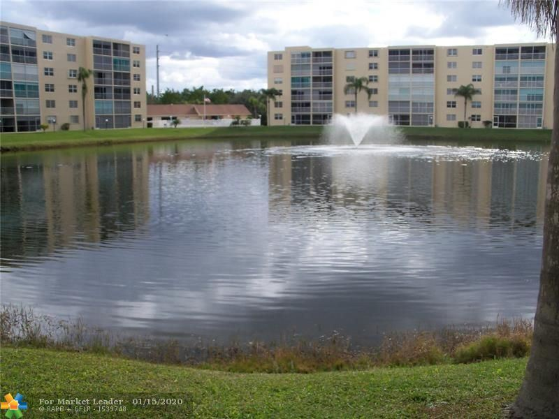 Photo of 401 SE 3rd St #I UNIT 101, Dania Beach, FL 33004 (MLS # F10206211)