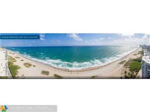 Photo of 730 N Ocean Blvd, Pompano Beach, FL 33062 (MLS # F10058212)