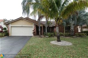 Photo of 276 NW 107th Ter, Coral Springs, FL 33071 (MLS # F10168212)