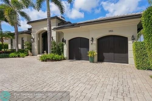 Photo of 1921 Blue Water Terrace S, Lauderdale By The Sea, FL 33062 (MLS # F10220212)