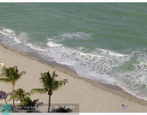 Photo of 2501 S Ocean Dr #1508, Hollywood, FL 33019 (MLS # F10218213)