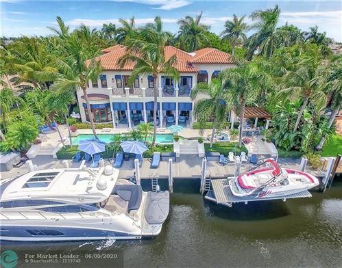 Photo of 2530 Laguna Drive, Fort Lauderdale, FL 33316 (MLS # F10232213)