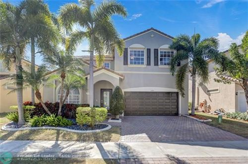 Photo of Listing MLS f10224214 in 844 NW 127th Avenue Coral Springs FL 33071