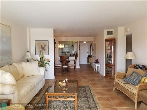 Photo of 4540 N Ocean Dr #309, Lauderdale By The Sea, FL 33308 (MLS # F10232214)
