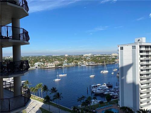 Photo of 100 S Birch Rd #1403, Fort Lauderdale, FL 33316 (MLS # F10279214)