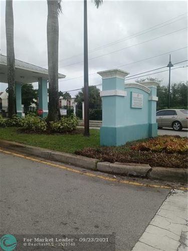 Photo of 1796 NW 55th Ave #102, Lauderhill, FL 33313 (MLS # F10301214)
