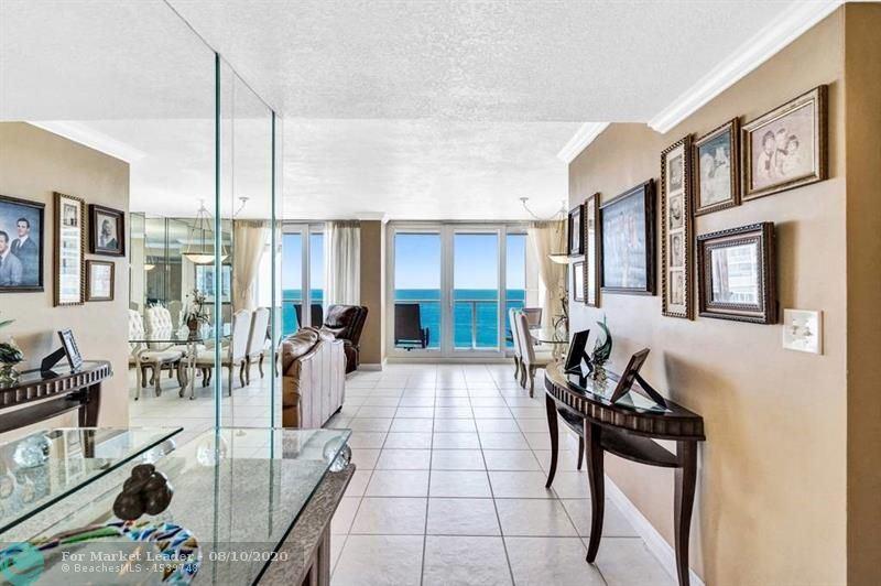 Photo of 4300 N Ocean Blvd #18B, Fort Lauderdale, FL 33308 (MLS # F10242214)