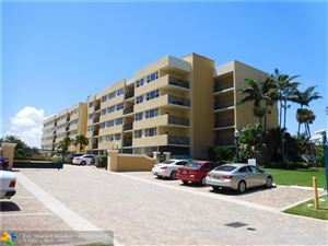 Photo of 1238 Hillsboro Mile #210, Hillsboro Beach, FL 33062 (MLS # F10134215)