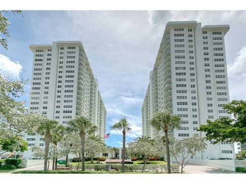Photo of 3400 GALT OCEAN DR #1008S, Fort Lauderdale, FL 33308 (MLS # F10272215)