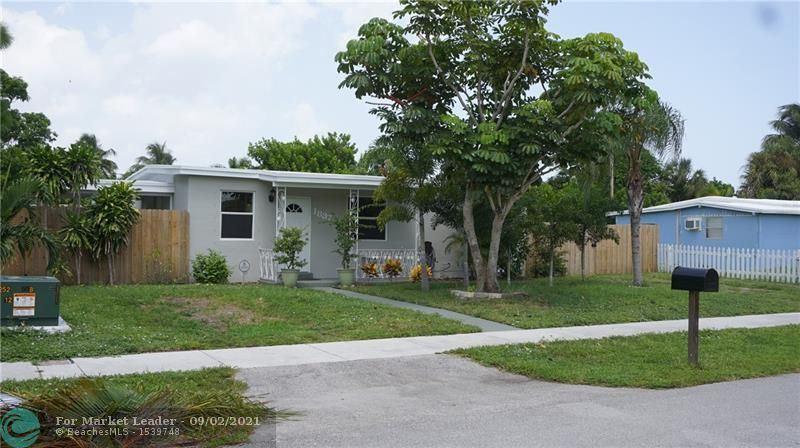 1837 NE 50th St, Pompano Beach, FL 33064 - #: F10299215