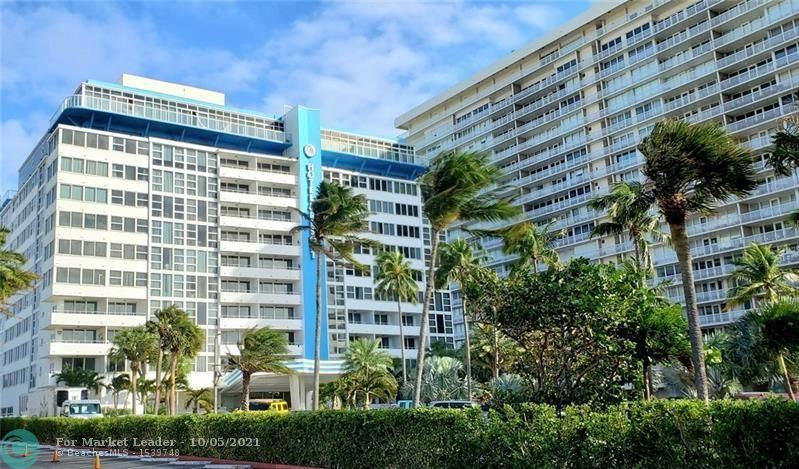 Photo of 4040 Galt Ocean Dr #315, Fort Lauderdale, FL 33308 (MLS # F10301216)